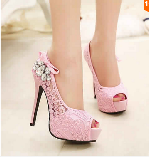 Chaussures Talons De Mariée1
