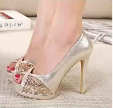 Chaussures Talons De Mariée10