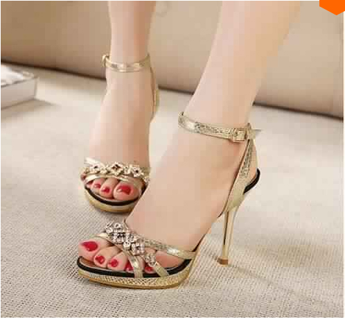 Chaussures Talons De Mariée3