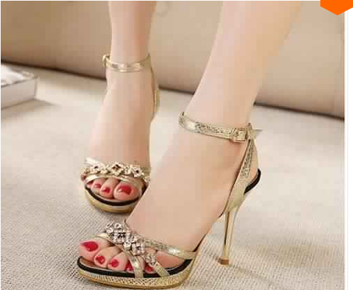 Chaussures Talons De Mariée4