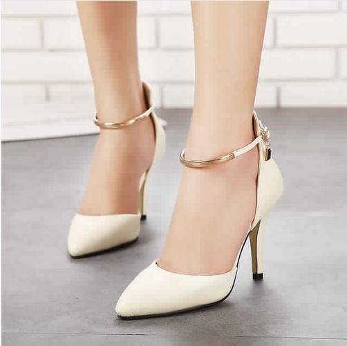 Chaussures Talons De Mariée6