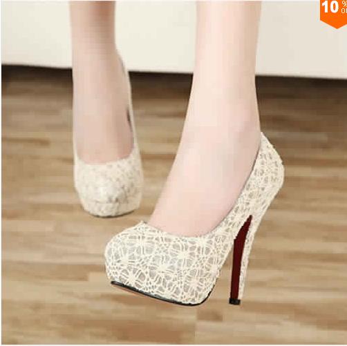Chaussures Talons De Mariée9
