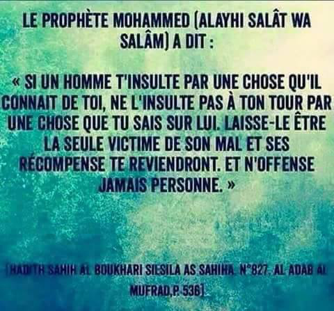 Hadith Et Innovations11