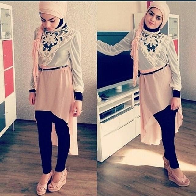 Hijab Modernes 1