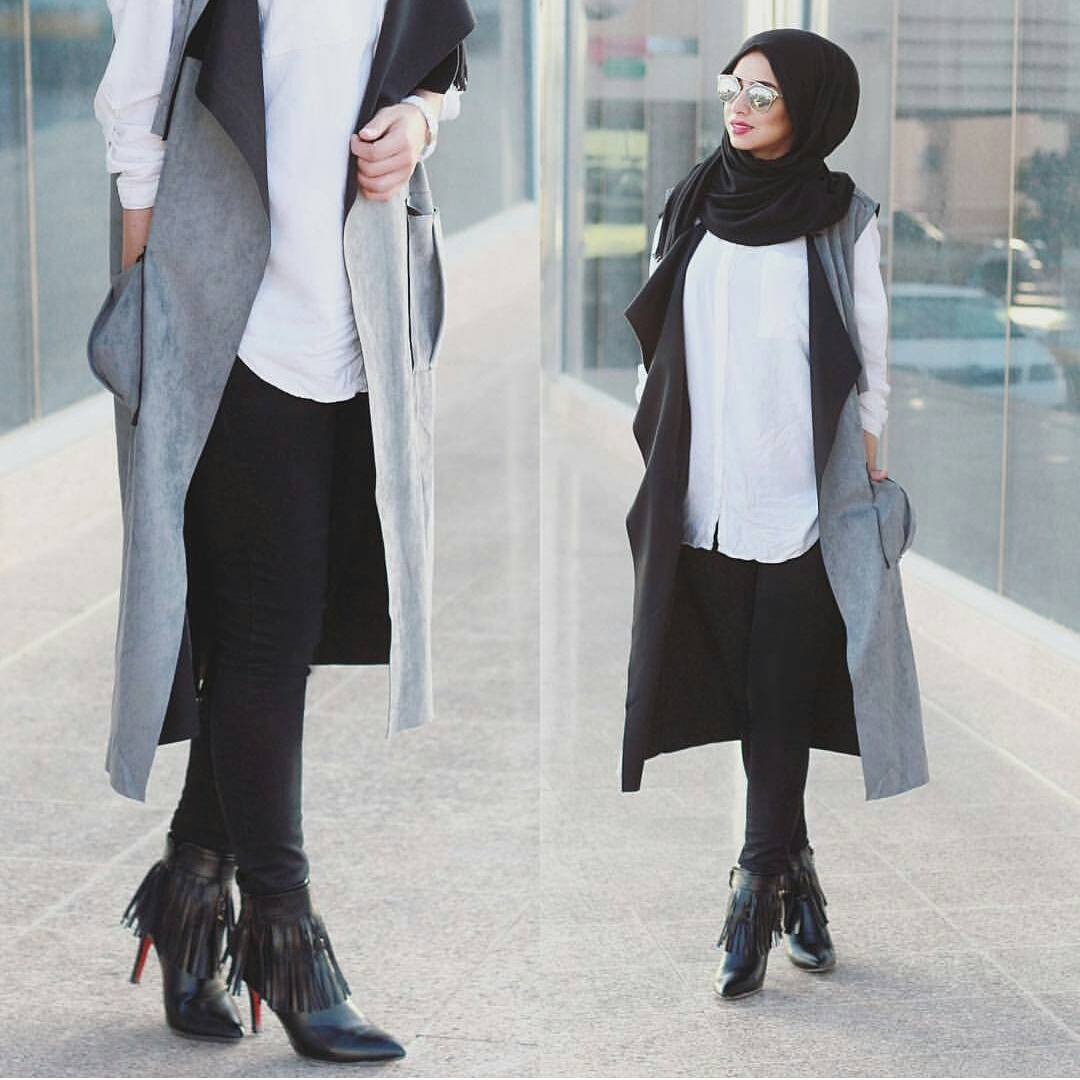 Hijab Modernes 11