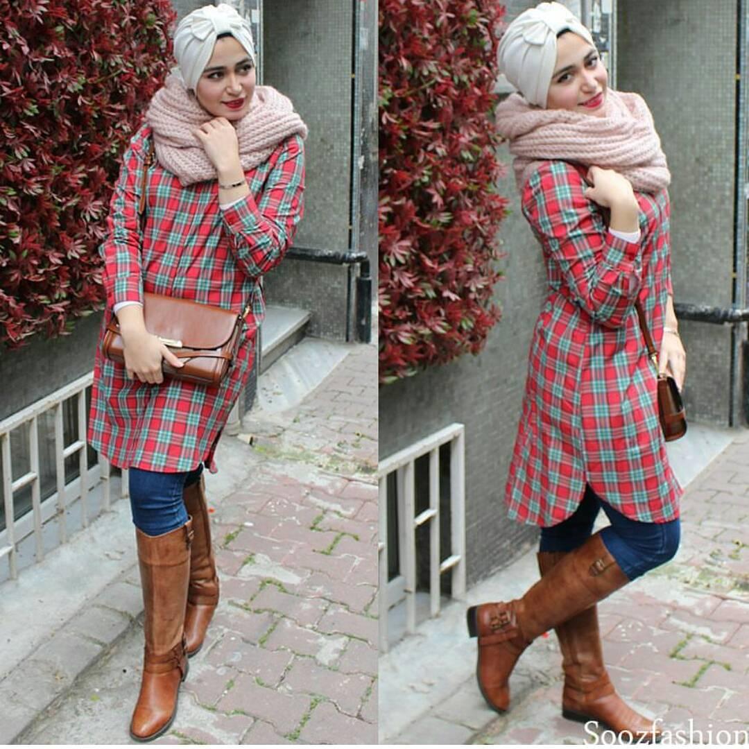 Top 30 Des Couleurs Hijab Modernes Tendances Du Printemps