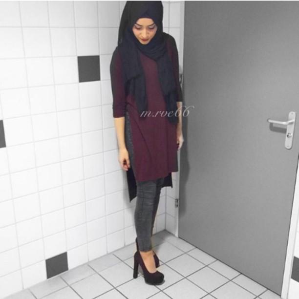 Hijab Modernes 25