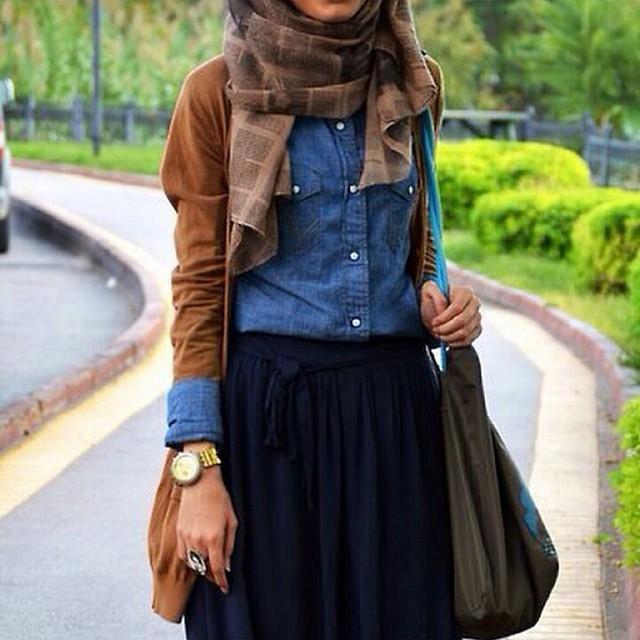 Hijab Modernes 8