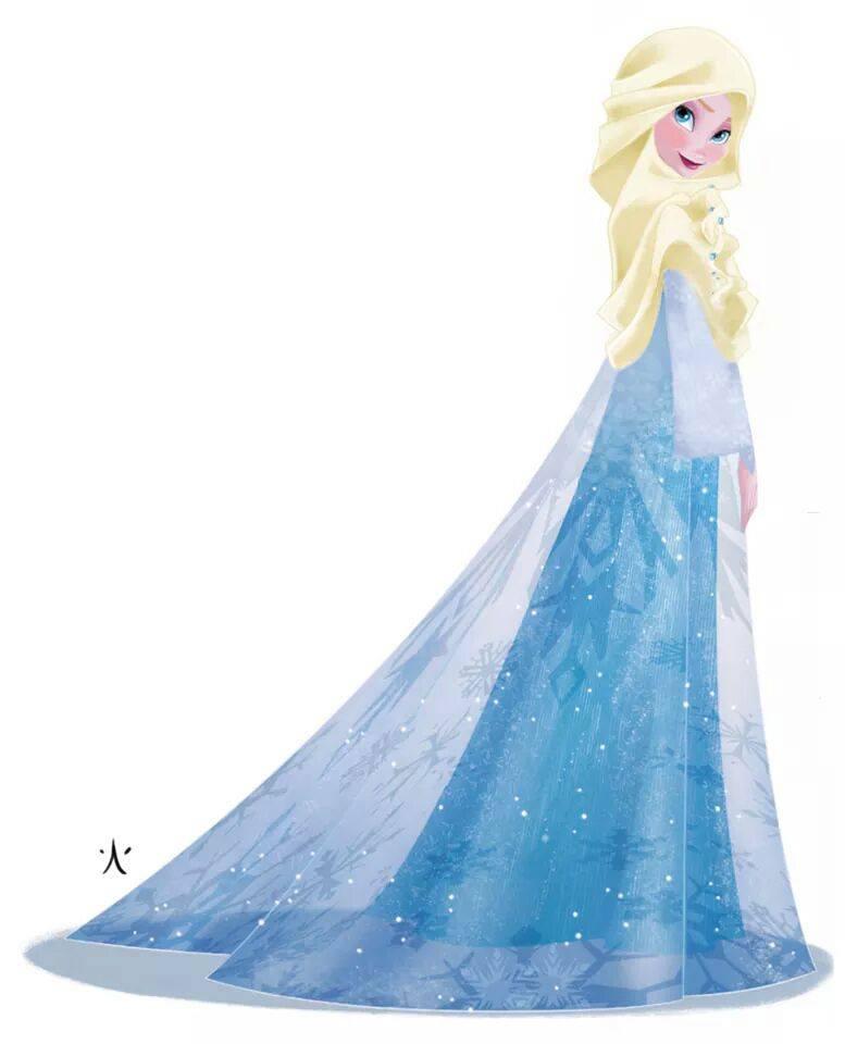 Les Princesses Disney Voilées Crée le Buzz1