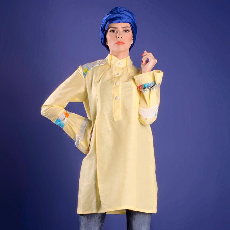 Nouvelle Collection Hijab 12