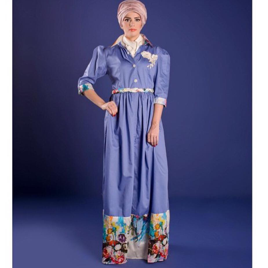 Nouvelle Collection Hijab 13