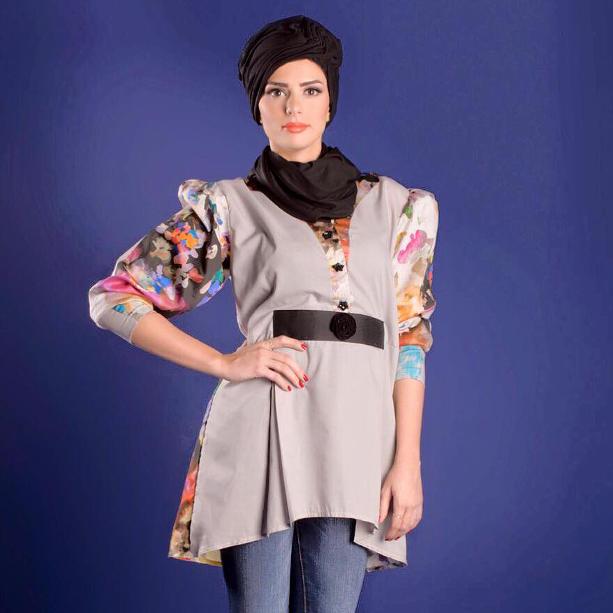 Nouvelle Collection Hijab 14