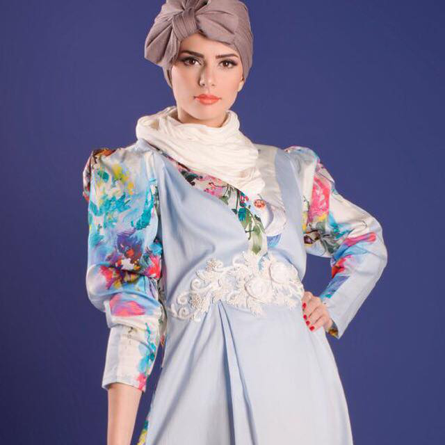Nouvelle Collection Hijab 15