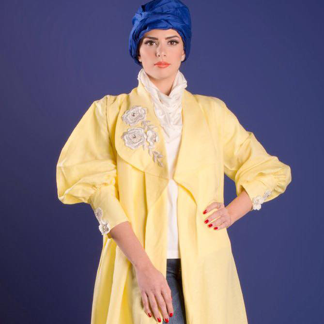 Nouvelle Collection Hijab 16