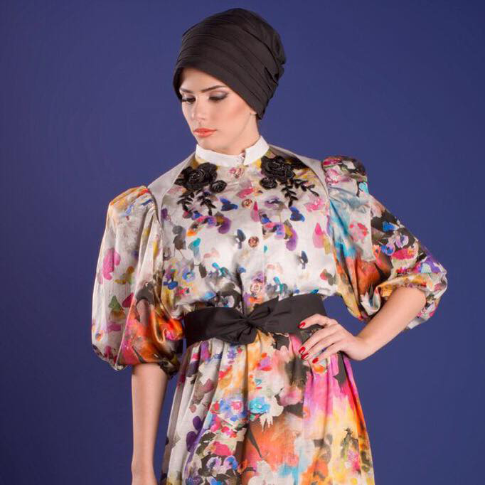 Nouvelle Collection Hijab 17