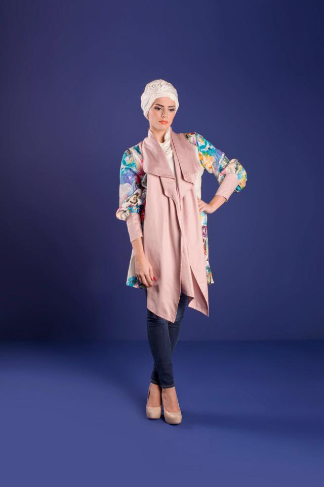 Nouvelle Collection Hijab 3