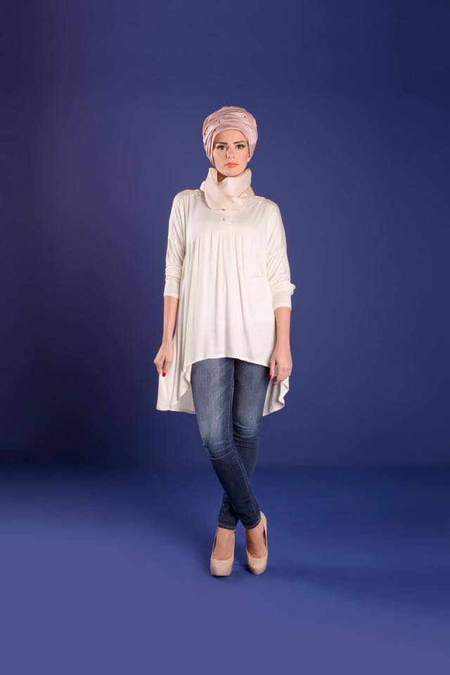 Nouvelle Collection Hijab 7