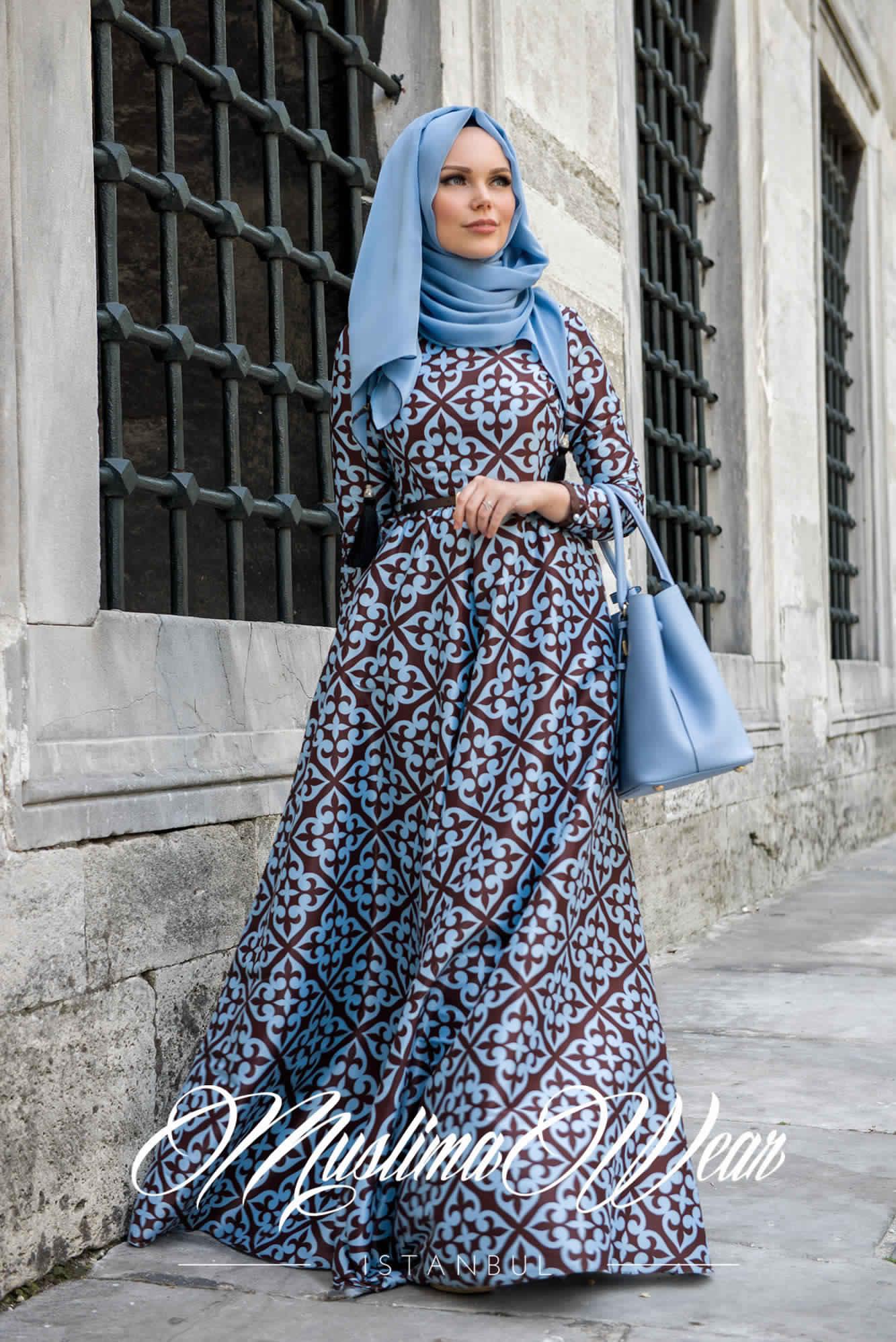 Robe De Jours Pour Femme Voilée10