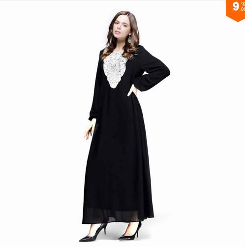 Robes Abayas 2