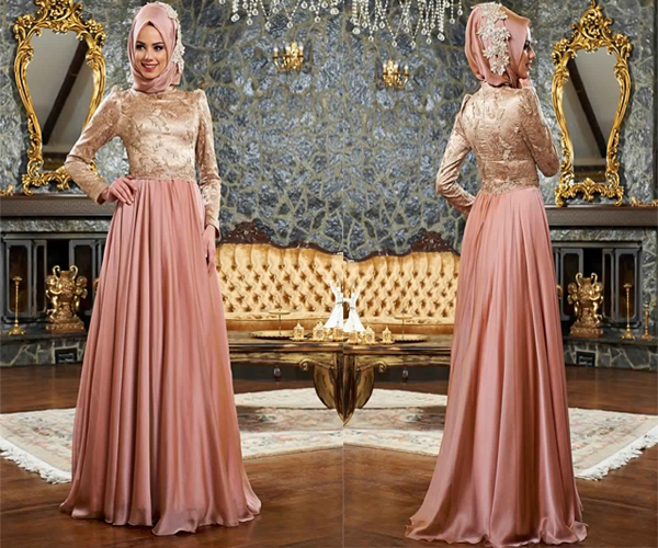Robes de soiree hijab