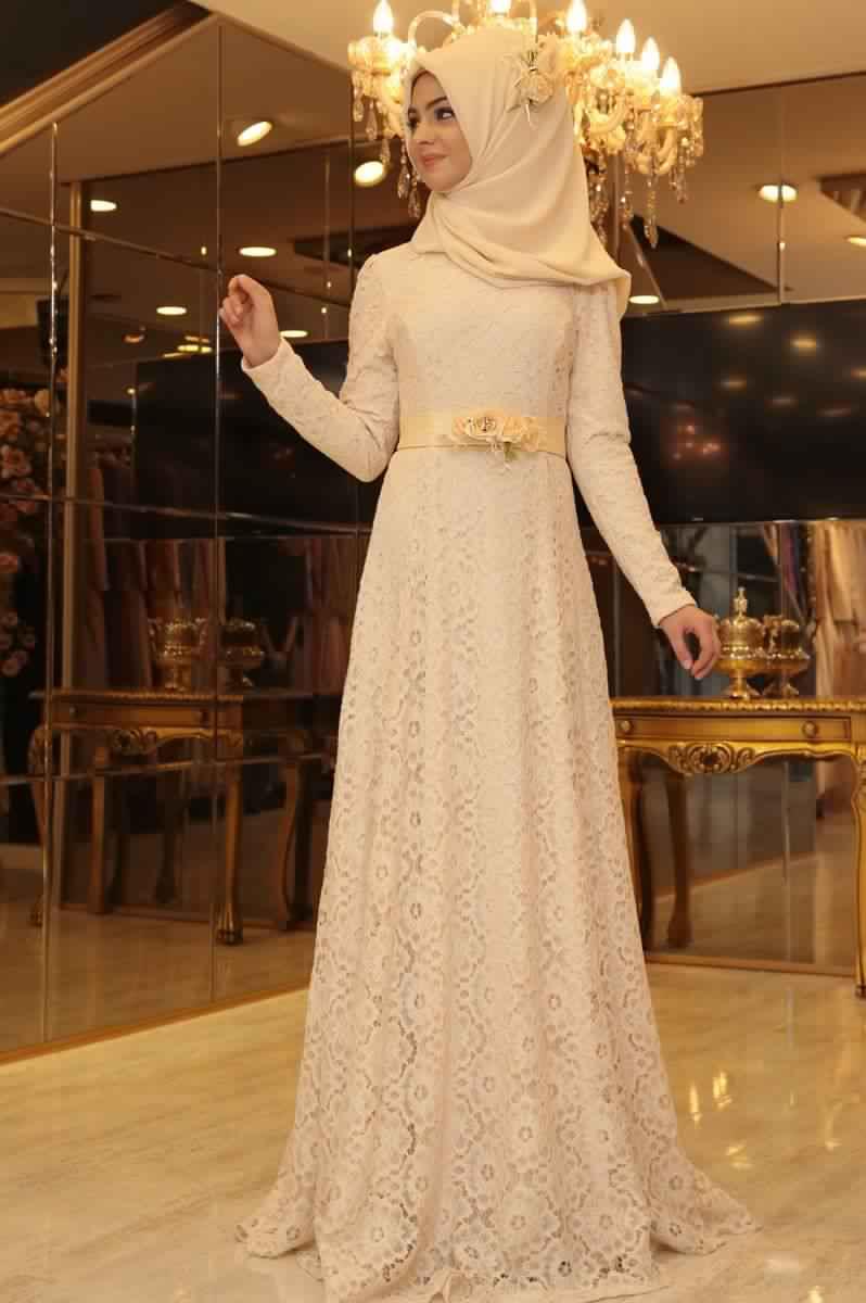 Robes Femmes Voilées De Soirée 6