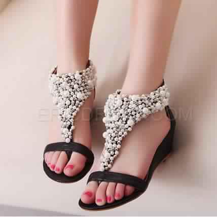 Sandales Plates11