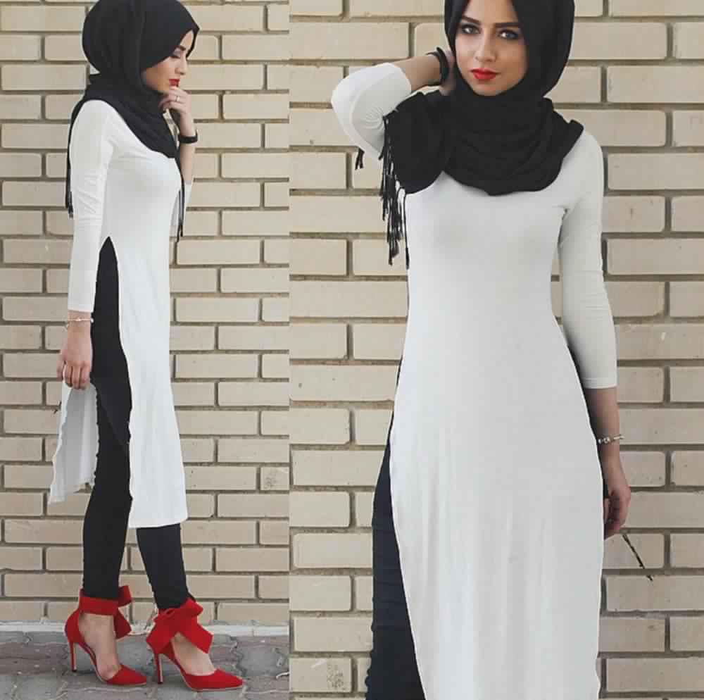 Assez Les femmes Voilées Peuvent porter le Leggings : Voici comment  BL41