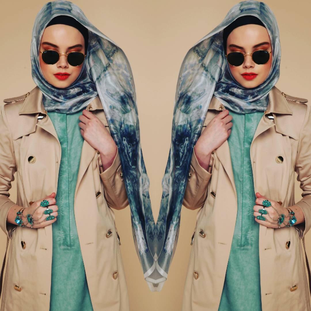 Styles de Hijab Inspirants1