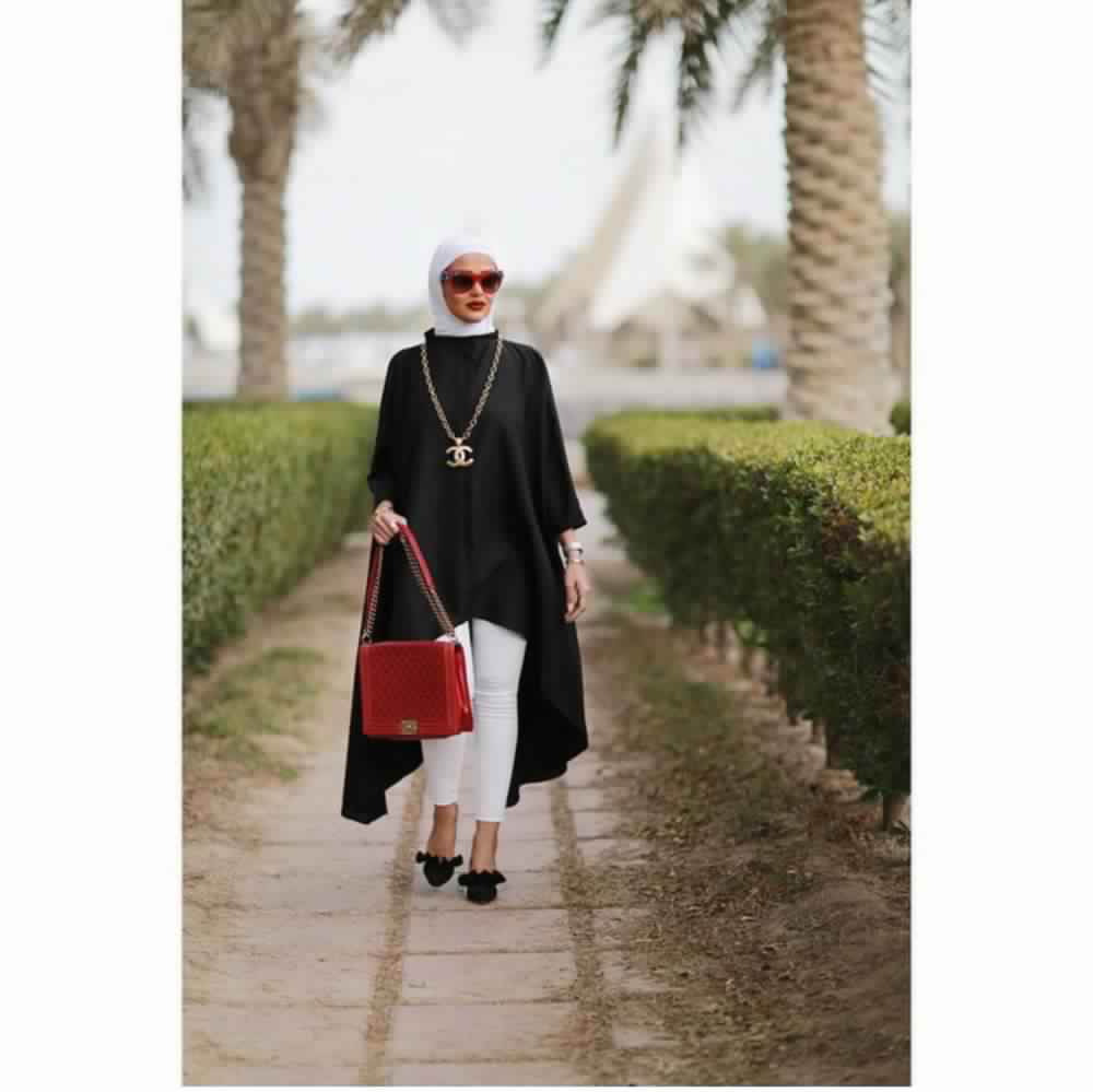 Tuniques Hijab 10
