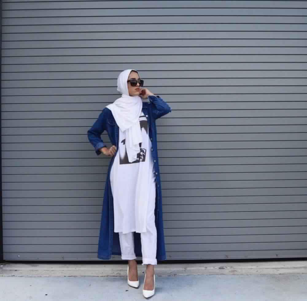 Tuniques Hijab 13