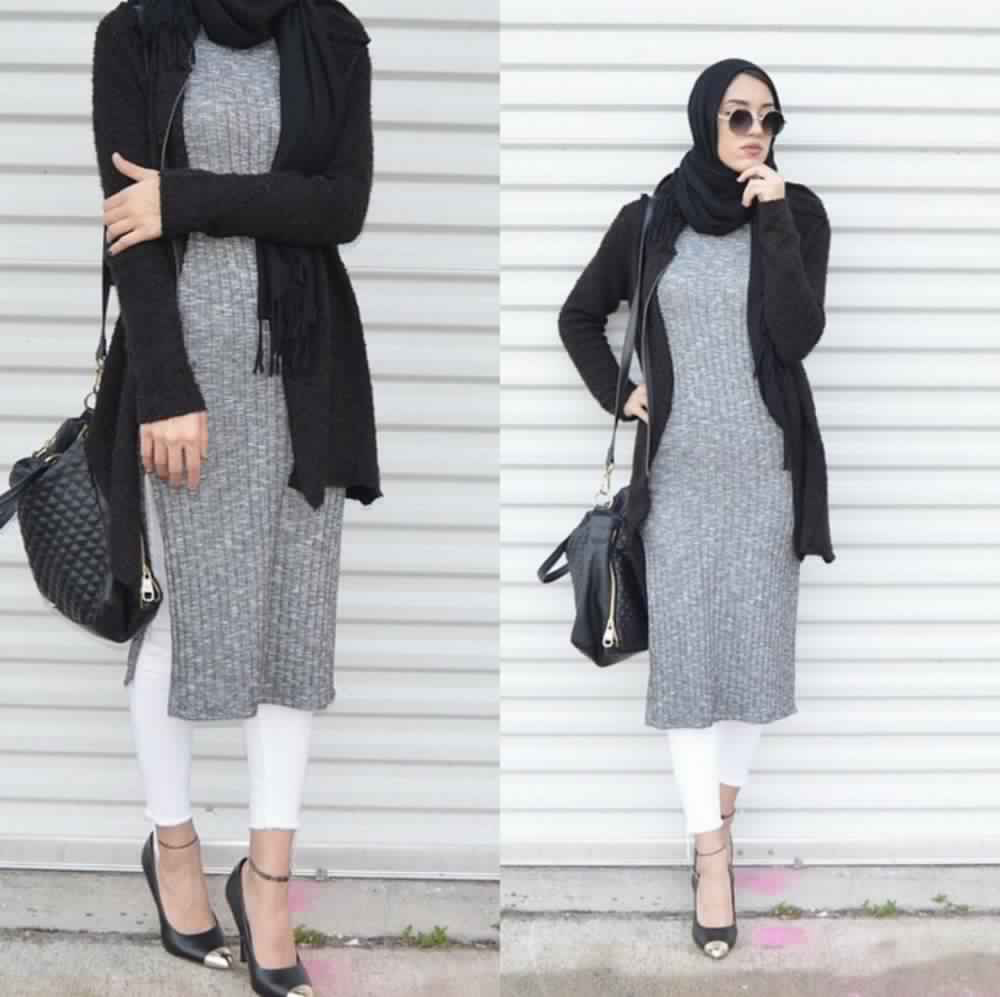 Tuniques Hijab 14