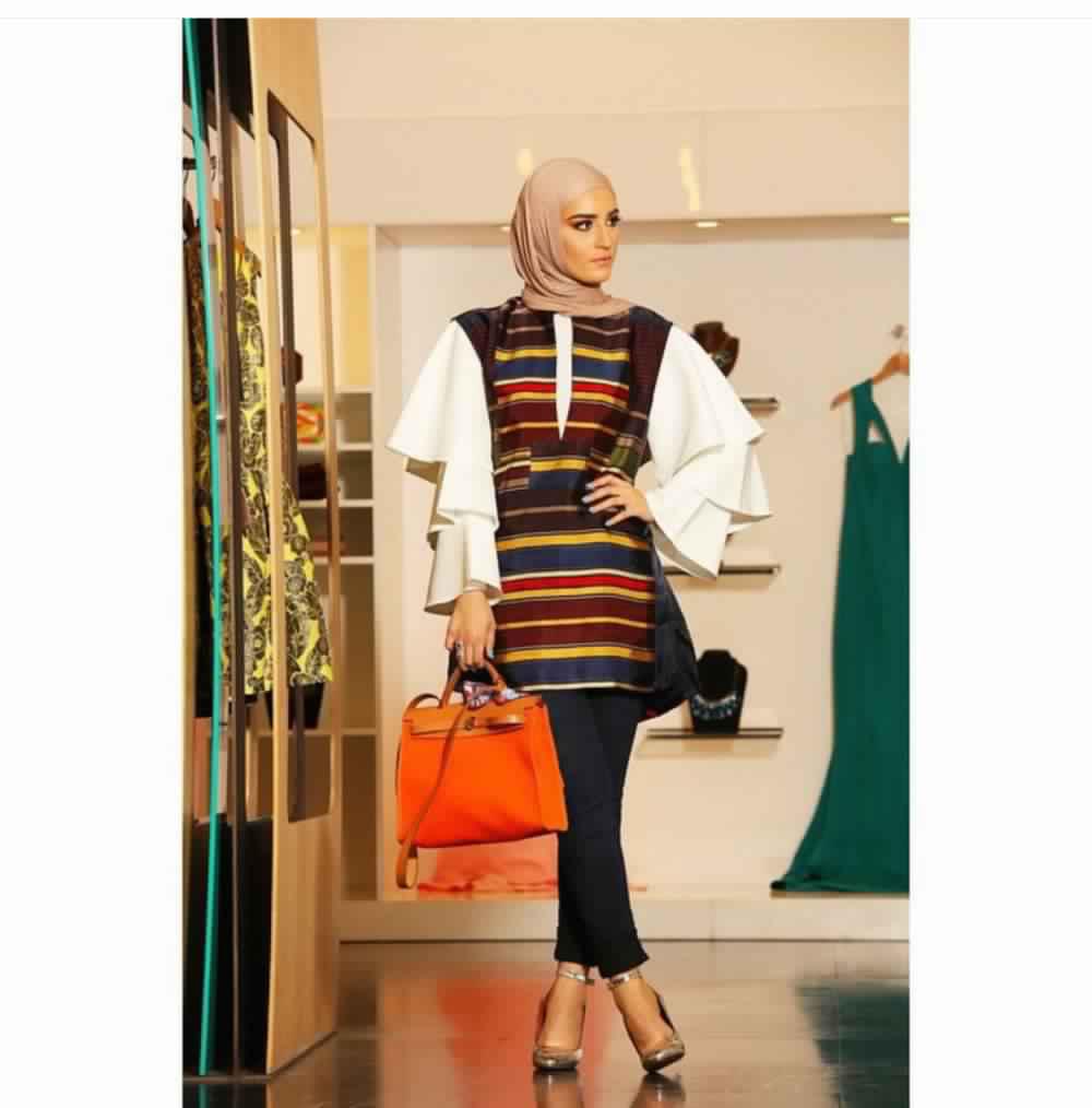 Tuniques Hijab 2