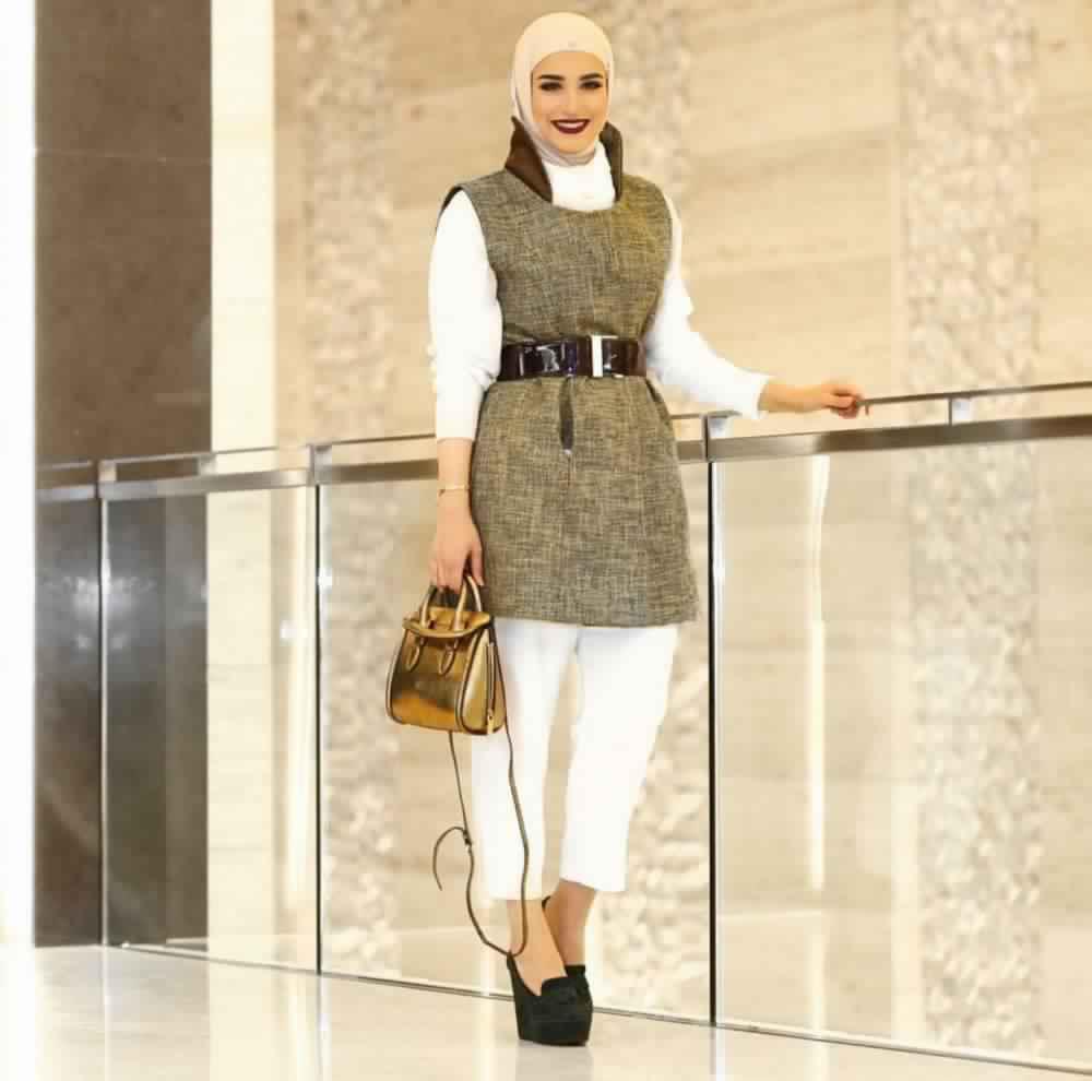 Tuniques Hijab 3