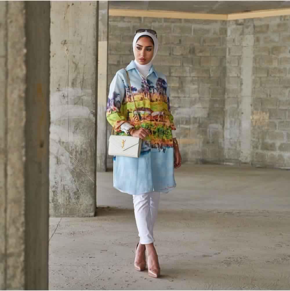 Tuniques Hijab 7