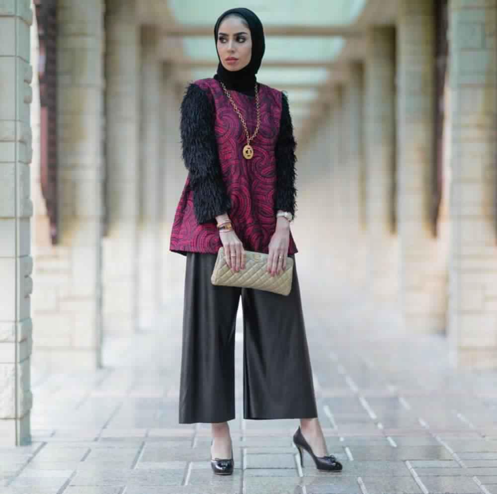 Tuniques Hijab 8
