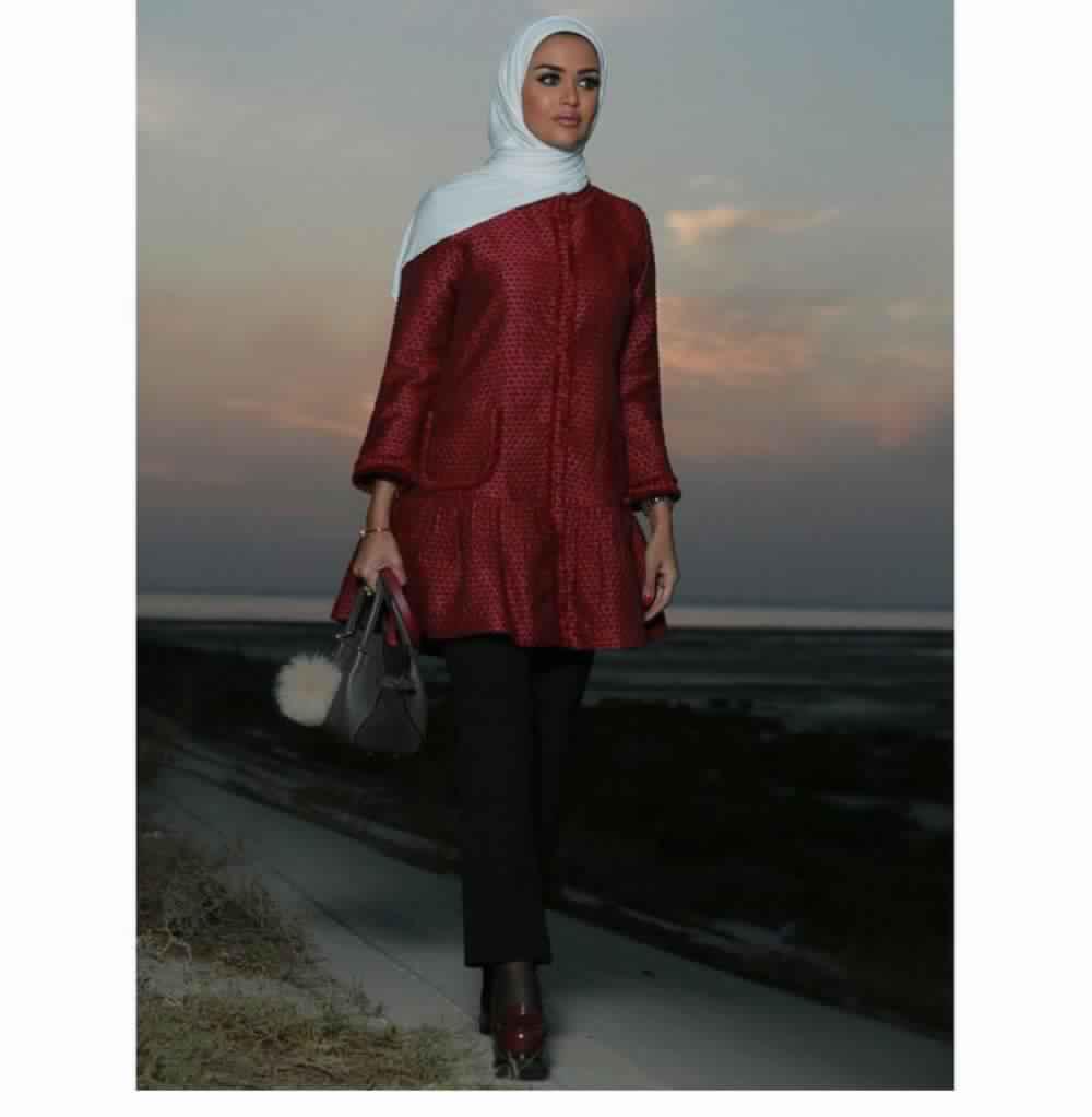 Tuniques Hijab 9