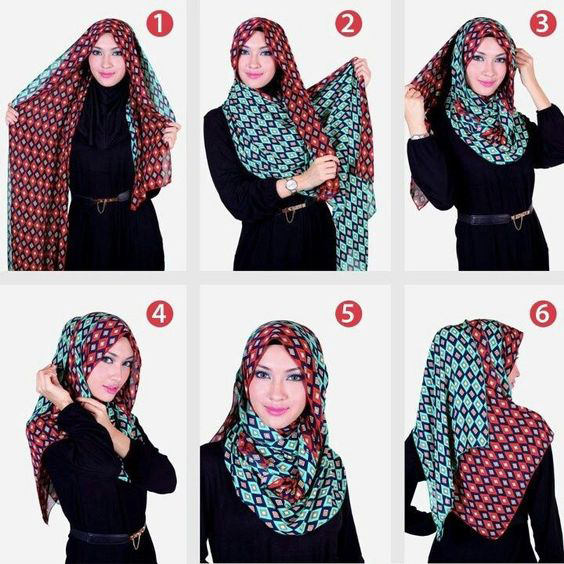 Tutoriels De Hijab