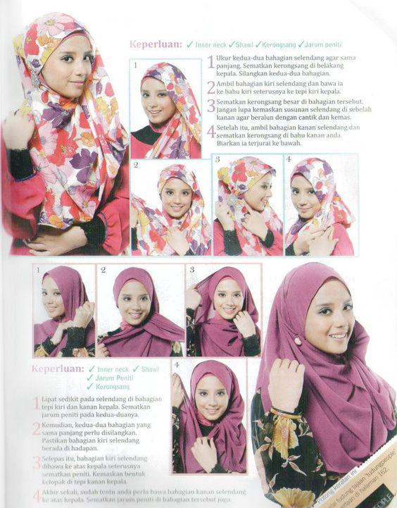 Tutoriels De Hijab1