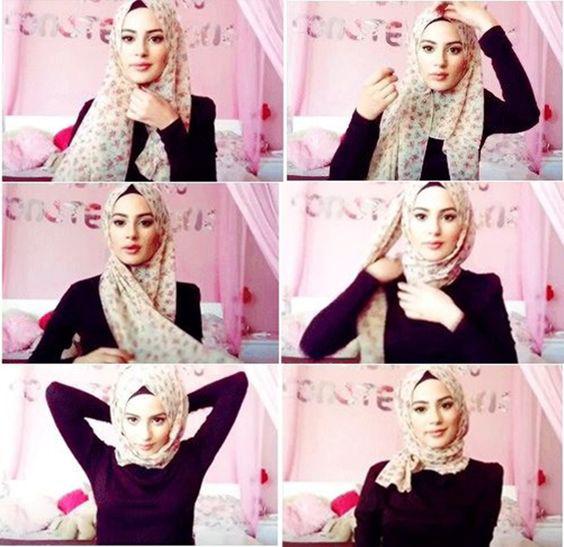 Tutoriels De Hijab14