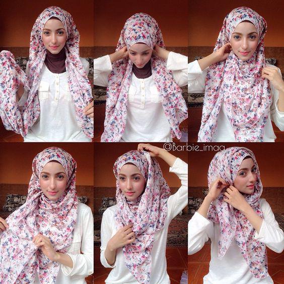 Tutoriels De Hijab15
