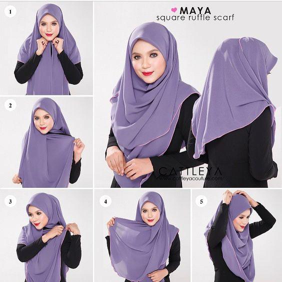 Tutoriels De Hijab16