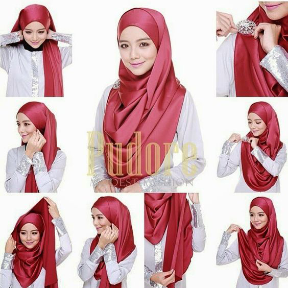 Tutoriels De Hijab24