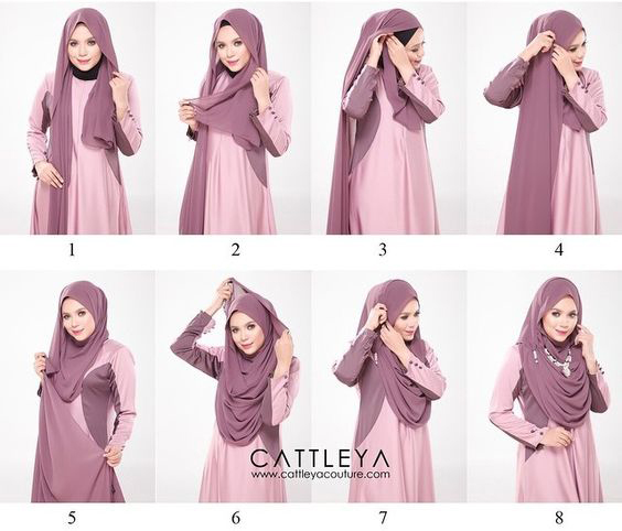 Tutoriels De Hijab26