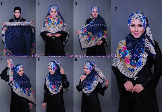 Tutoriels De Hijab27