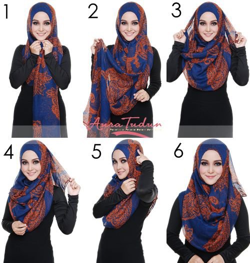 Tutoriels De Hijab28