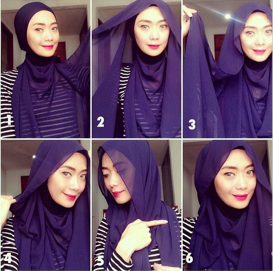 Tutoriels De Hijab29