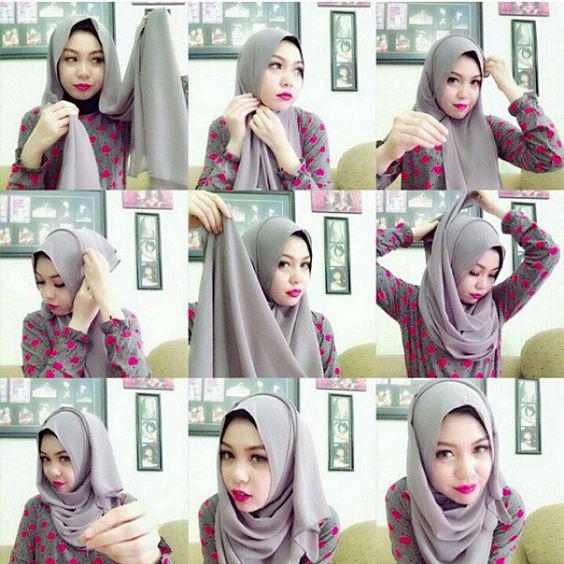Tutoriels De Hijab31