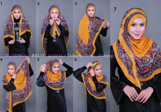 Tutoriels De Hijab32
