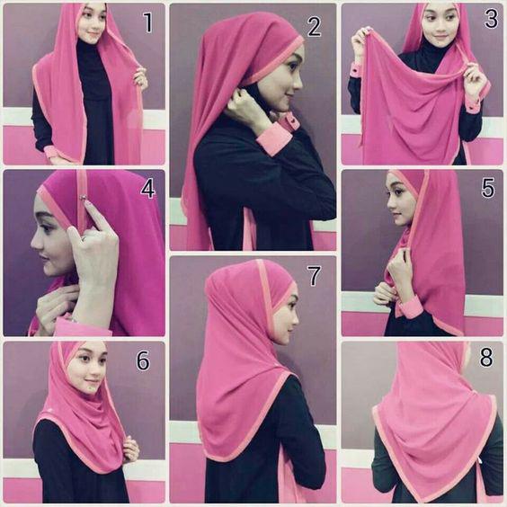 Tutoriels De Hijab34