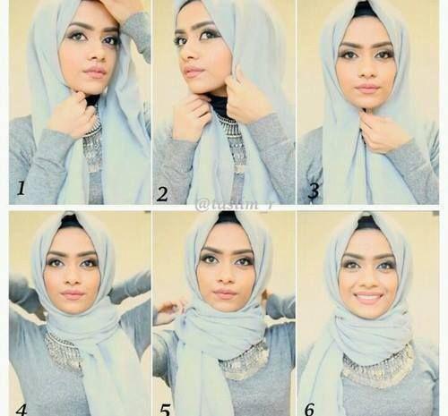 Tutoriels De Hijab5